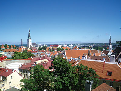 Tallinn-Baltic-View